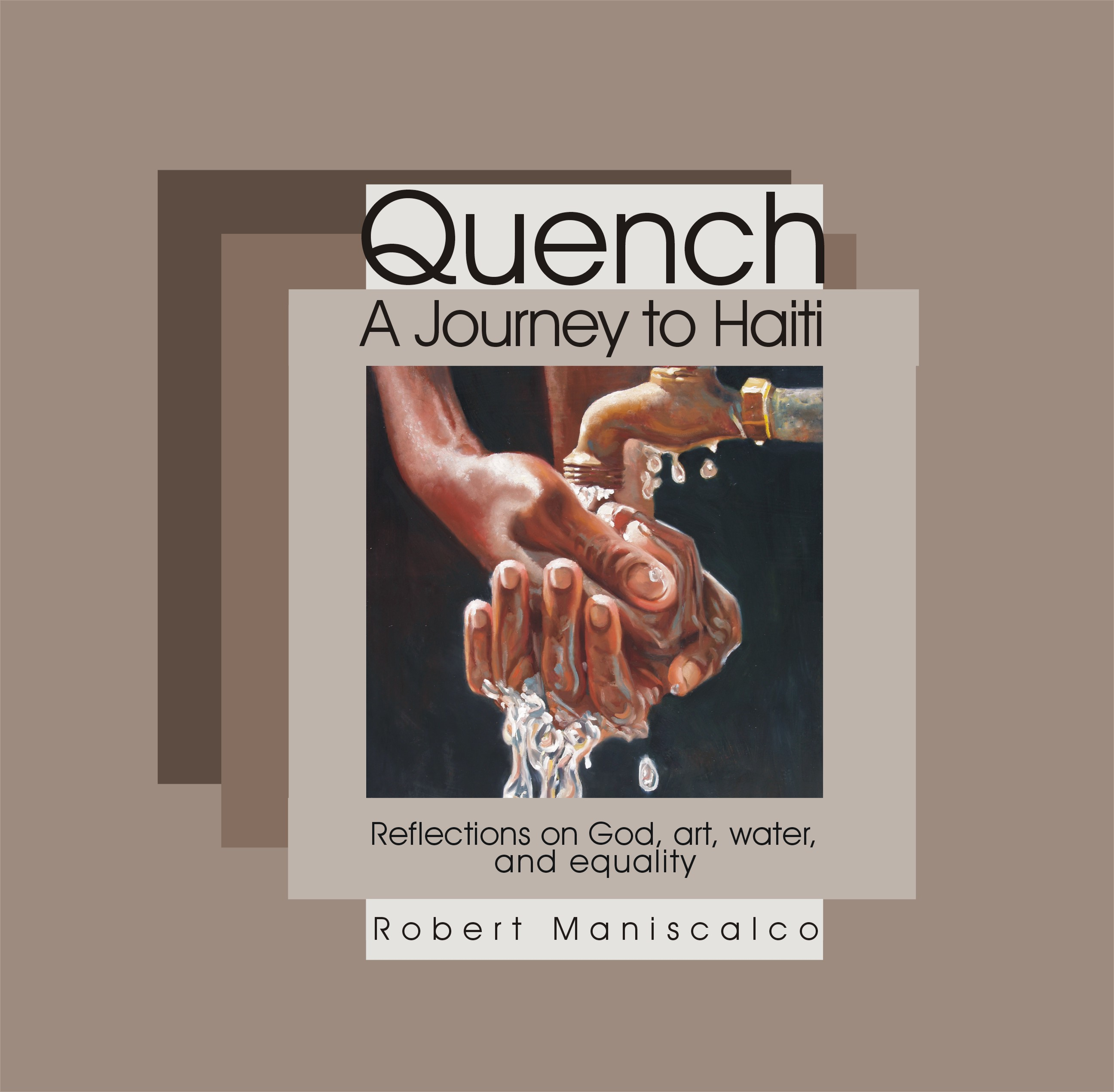 Quench Cover first page