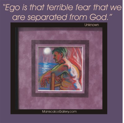 Ego Separates us from God