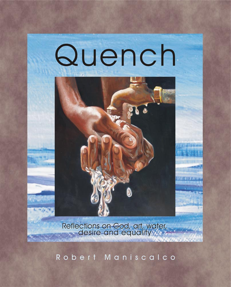 quench cover art