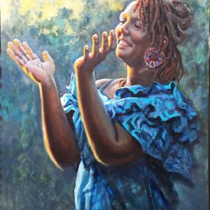 gullah art Captured Light